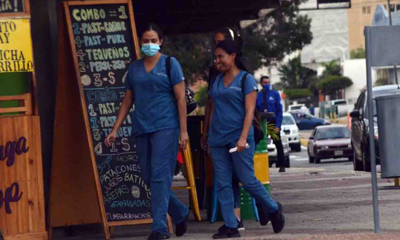 casos de covid en Venezuela