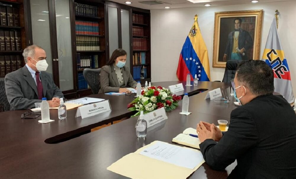Diario La Verdad - Instalan la nueva Junta Nacional Electoral y comisiones  del CNE