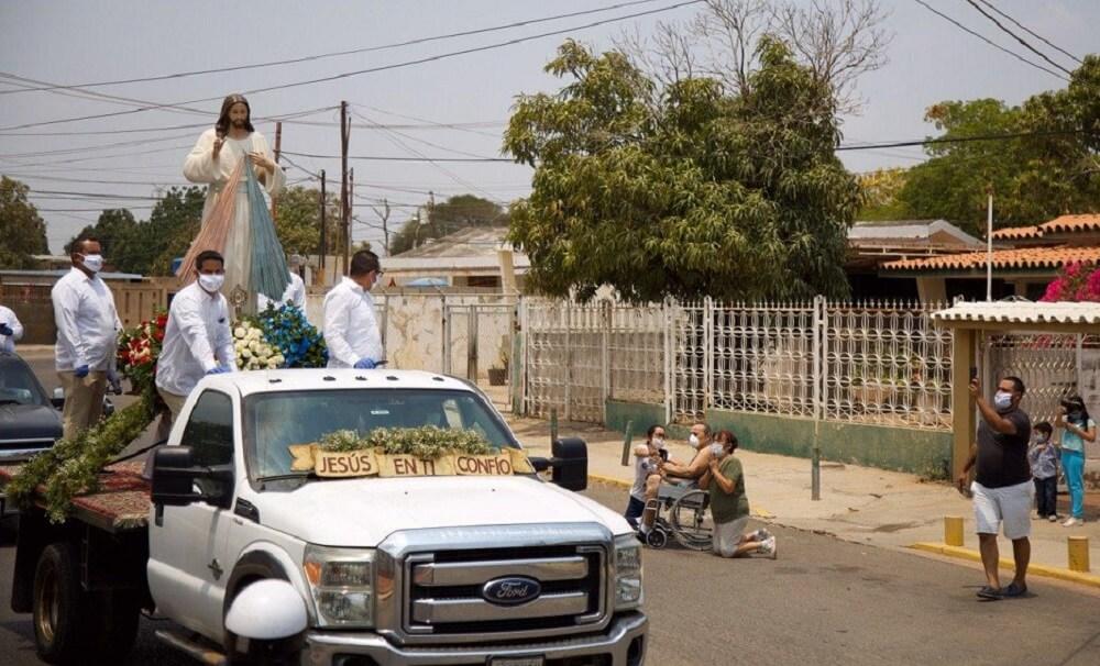 Foto: Asociación María Camino a Jesús