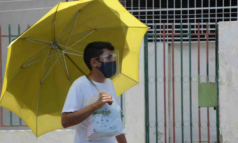 calor en Maracaibo