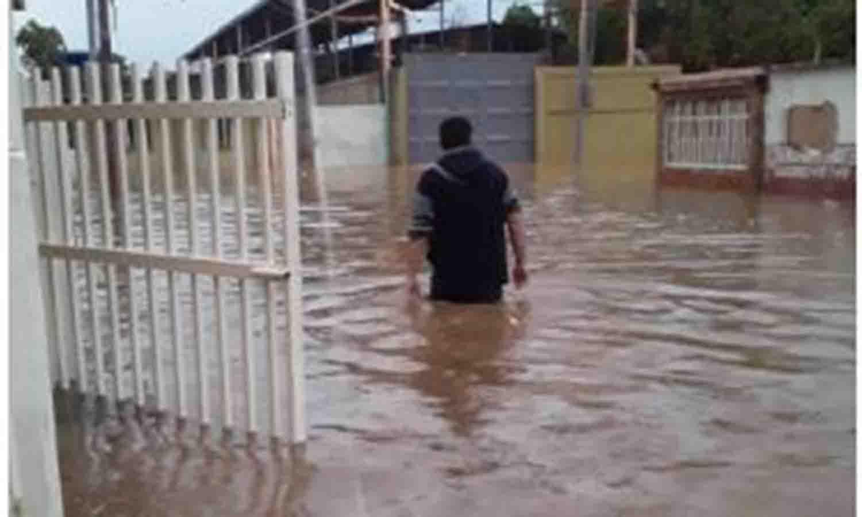 inundaciones en San Francisco