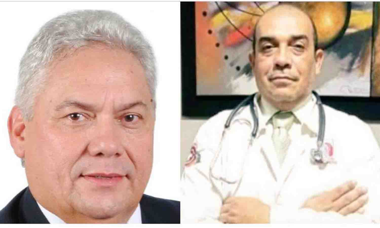 Jorge Solano y José Gregorio Palencia