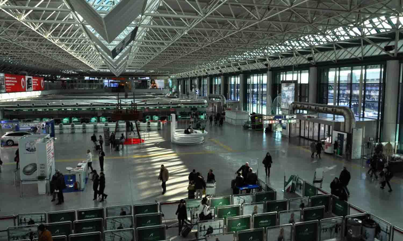 aeropuerto Italia