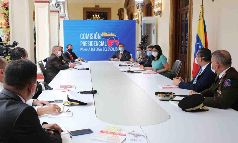 comisión presidencial