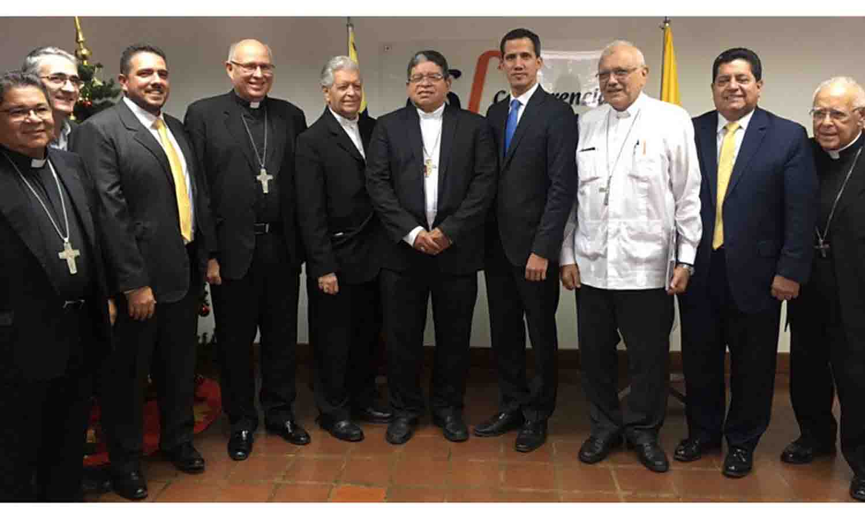 Juan Guaidó y la CEV
