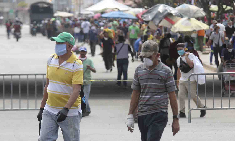 coronavirus en Maracaibo