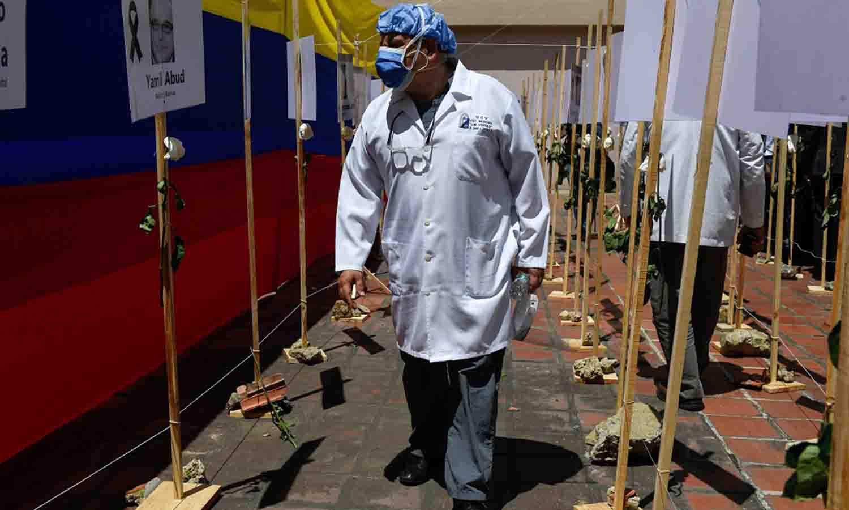 médicos en Venezuela