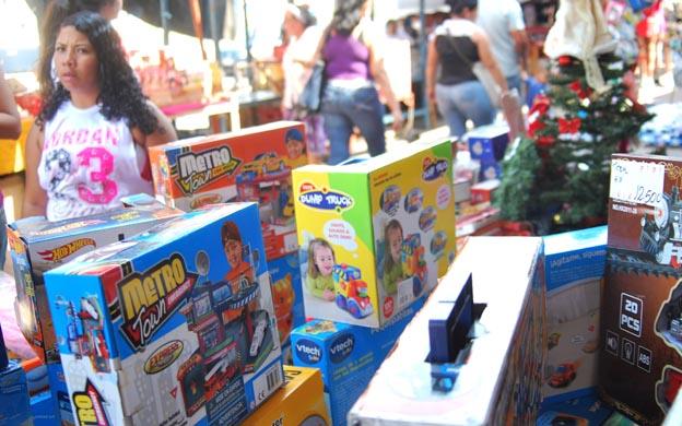 4bd843a54fd Este año los precios de los juguetes se convierten en otra dificultad para  cumplir con el regalo de Navidad (Foto  Alejandro Paredes)
