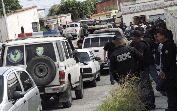 Resultado de imagen para EL CRIMEN EN CARACAS