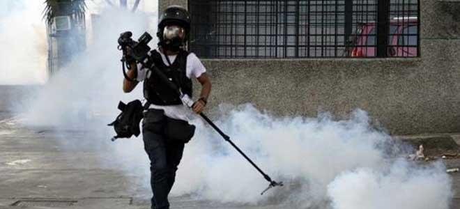 Presidente Del Colegio Nacional De Periodistas Asegura Que Fue Un Ao Negro Para La Comunicacin Social En Venezuela RSF Ubica A Entre Los