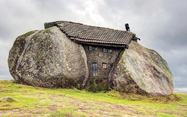 Diario la verdad la casa de piedra for Como construir una casa de piedra