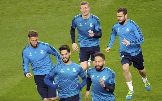 77272aa4f7a63 El Real Madrid saldrá a demostar que es el máximo ganador de la Liga de  Campeones