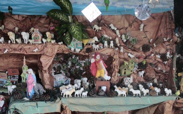 649e63ecf1b Diario La Verdad - La tradición del pesebre navideño que suma 22 años