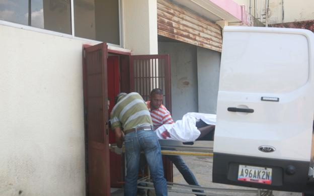Diario La Verdad - Asesinan a trabajador petrolero en ... - photo#7