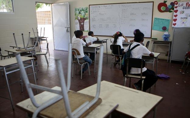 Resultado de imagen para ausentismo escolar en el zulia