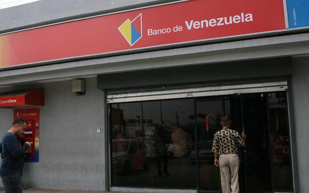 Diario la verdad 39 en el banco de venezuela nos dicen que for Banco exterior de venezuela