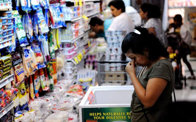 Resultado de imagen para Inflación acumulada en Venezuela