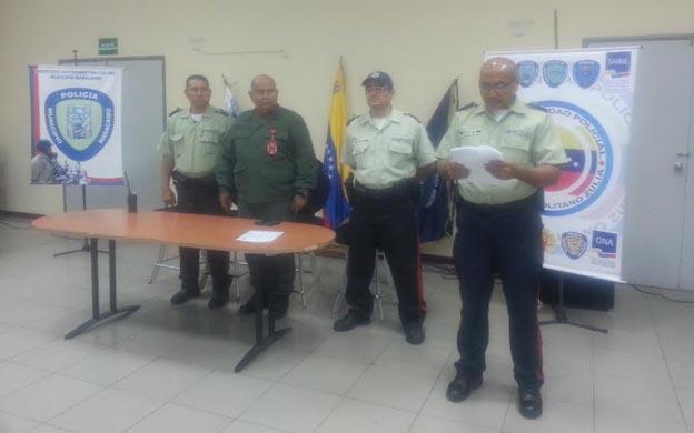 Designan estado mayor de cuadrantes de paz en Maracaibo