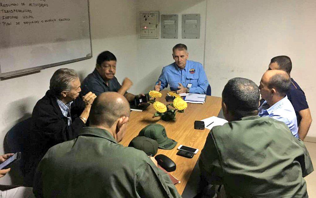 Diario la verdad intervienen la sede de la polic a de for Ministerio interior y justicia intranet