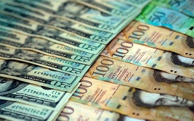 Lejos de los Bs. 2.900: Dólar en subastas Dicom se paga en más de Bs 5.000