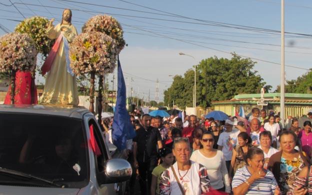Diario La Verdad - Vecinos de La Cañada participan en caminata de la ...