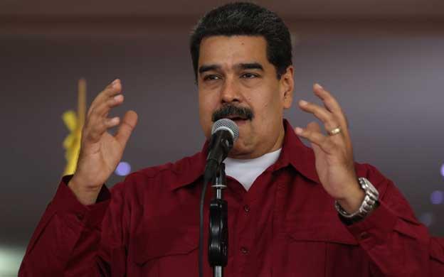 Según reseñó la agencia EFE el encuentro entre Maduro y Díaz-Canel esta previsto para este sábado (Foto: EFE)