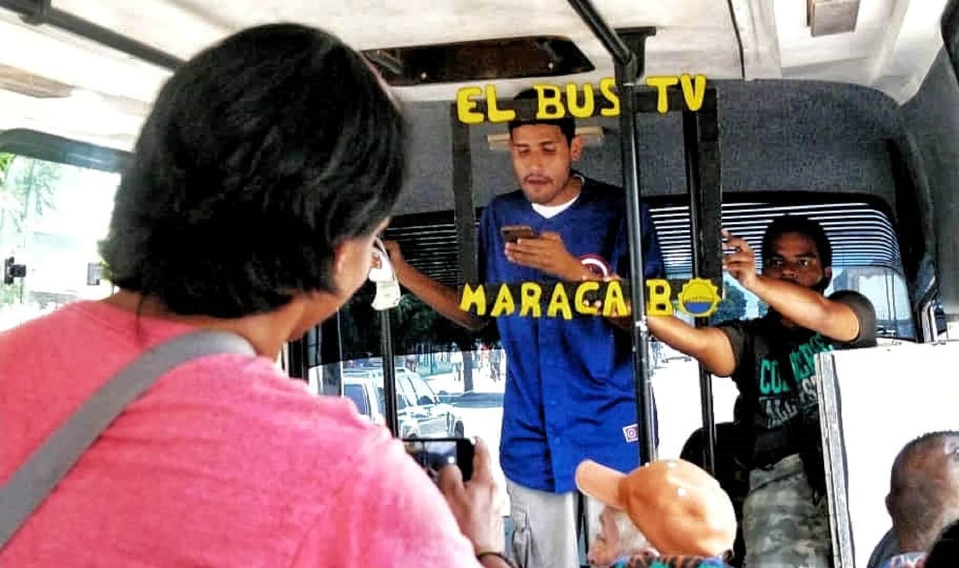 el bus tv maracaibo la verdad