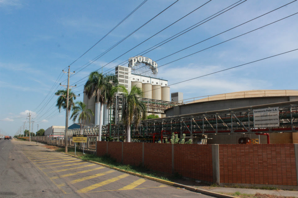 zona industrial maracaibo