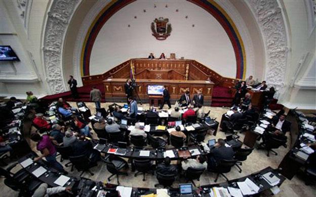 Diario La Verdad - Habilitan espacio para atender a diputados salientes de la AN