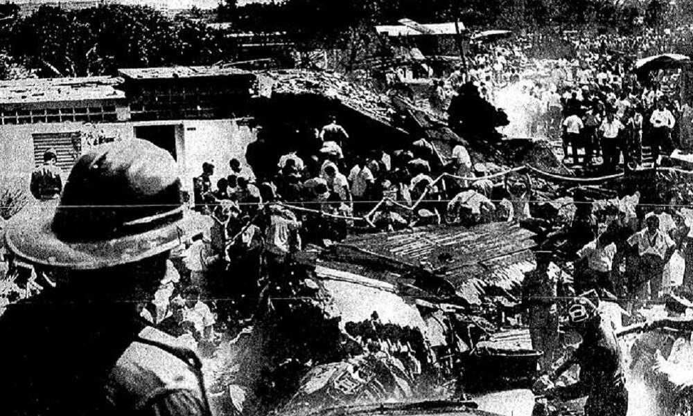 Diario La Verdad - El amargo recuerdo de la tragedia del vuelo 742 que Maracaibo lloró