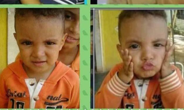 Resultado de imagen para padre del niño jean carlos rodríguez desmiente que su hijo fue encontrado