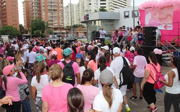 Diario La Verdad - Corpozulia se solidariza con la vida en caminata Famac